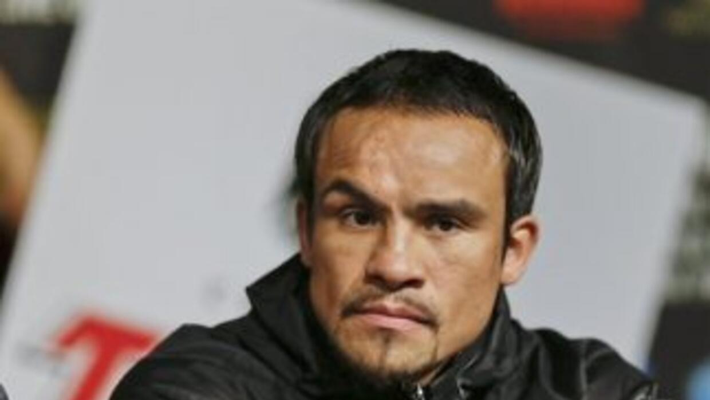Juan Manuel Márquez sólo piensa en Mike Alvarado, deja a un lado a Manny...