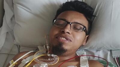 Joven con insuficiencia renal y cardíaca pide ayuda para un transplante de riñón