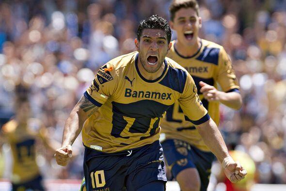 En el Clausura 2013 Ferretti volvió a pisar Ciudad Universitaria con el...