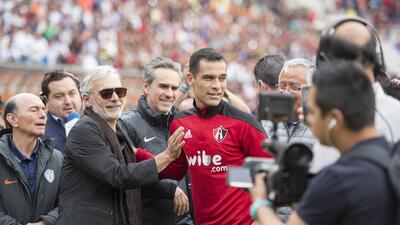 En fotos: Pachuca despide a Rafa Márquez con un empate y entra último a la Liguilla