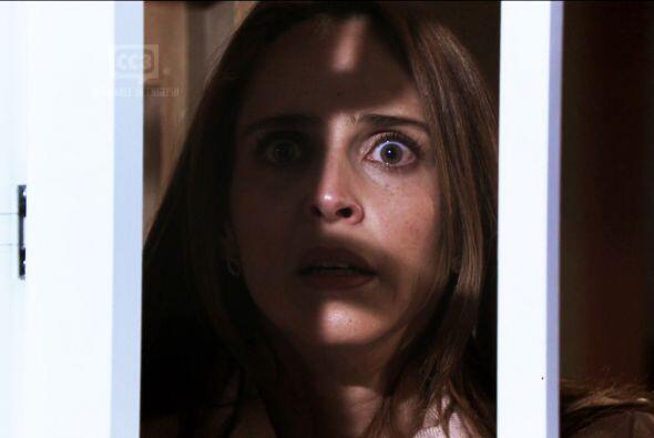 No te preocupes Renata, Pablo no está dentro de su casa.
