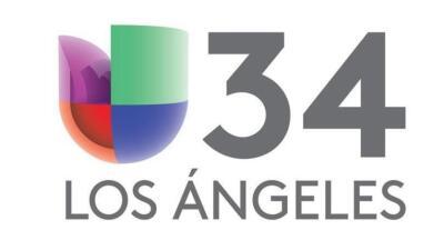 Univison 34 Los Ángeles.