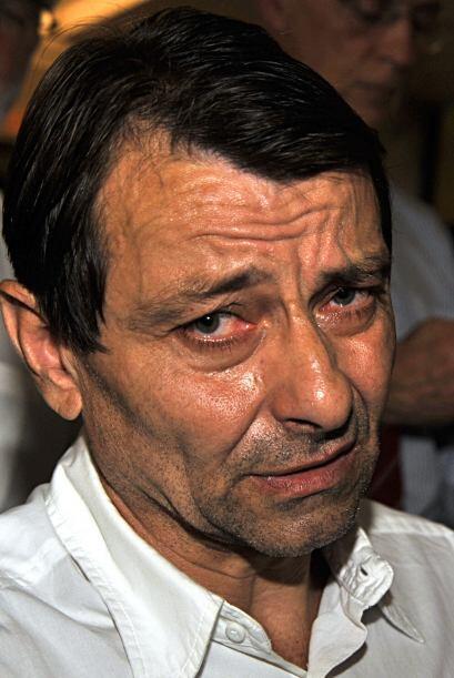 Cesare Battisti, ex activista de grupo ligado a Brigadas Rojas  En Brasi...