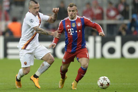Xherdan Shaqiri: El crack suizo no tiene cabida en el Bayern Munich de P...