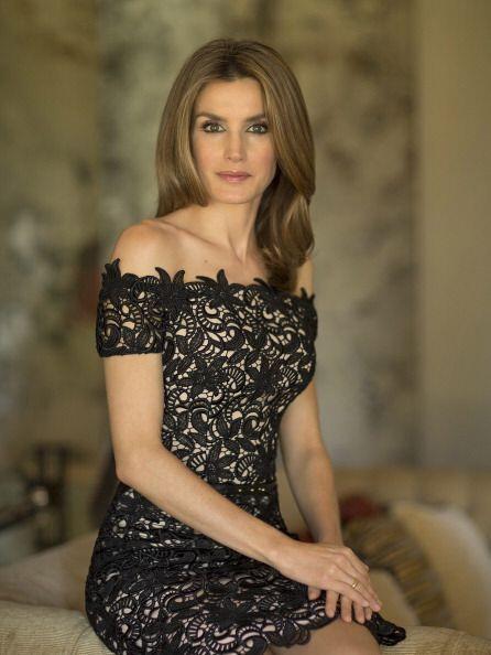 La reina Letizia no solo es una mujer hermosa, sino también toda una gur...