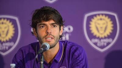 """Kaká se lleva buenos recuerdos de su paso por Orlando City: """"Fue una ave..."""