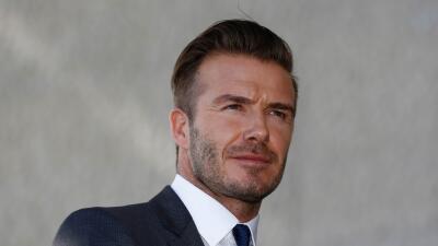 En 2013, David Beckham escogió Miami para crear una franquicia de la MLS.