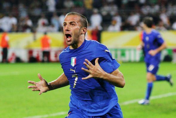 Los italianos se colaron hasta semifinales y ahí chocaron con el local A...