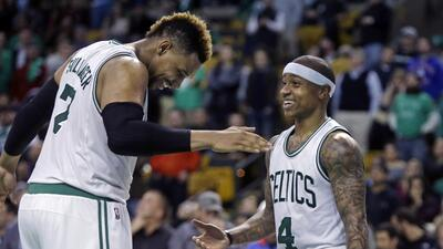 Boston superó 112-107 a Milwaukee