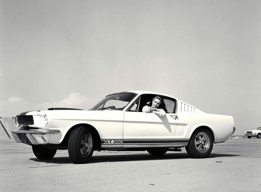 Medio siglo del Ford Mustang Fastback Ford-Mustang_Shelby_GT350-1965-128...