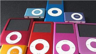 Los modelos antiguos del iPod tienen mucha popularidad.