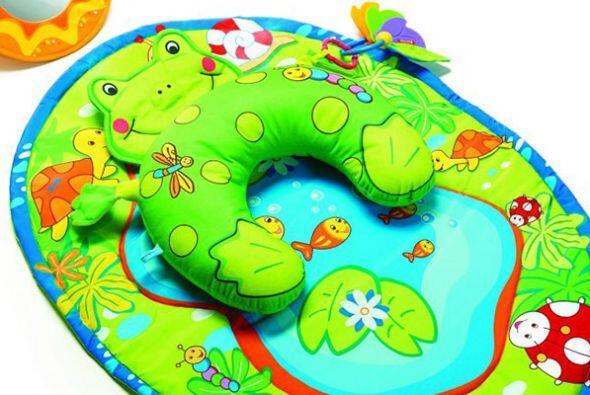 Colchoncito. Esta colchoneta es perfecta para bebés que están aprendiend...