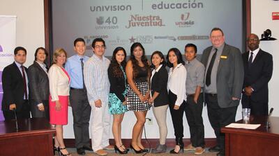 Entrega de Premios Nuestra Juventud 2015