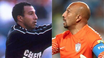 Las 25 postales que recuerdan por qué Óscar 'Conejo' Pérez es ídolo del fútbol mexicano