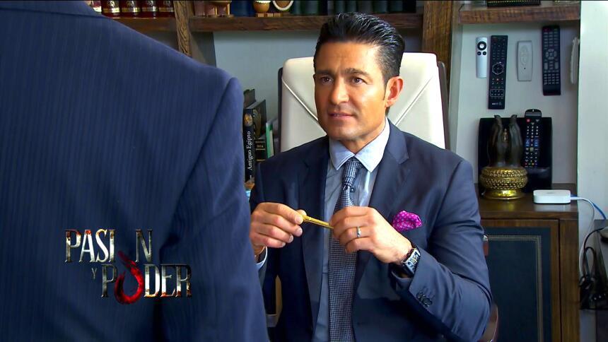 ¡Arturo descubrió la traición de Daniela con Eladio! 69BAAAFCD57845ED88F...