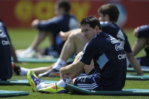 Mientras que Messi, como siempre, fue el más buscado.