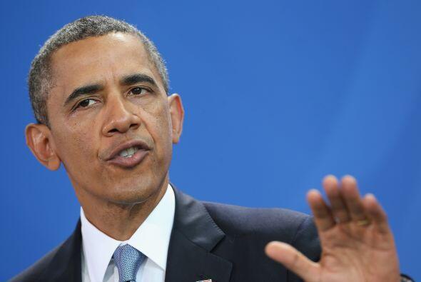 La promesa de Barack Obama al electorado latino en su primera campaña po...