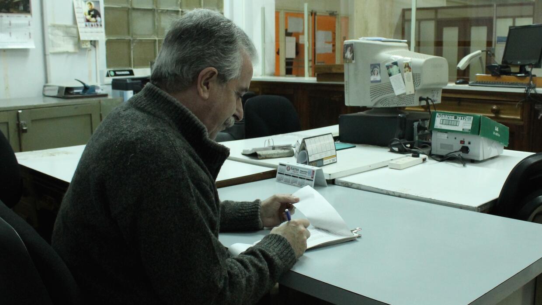 Roberto Tesa, el tesorero de 25 de Mayo.