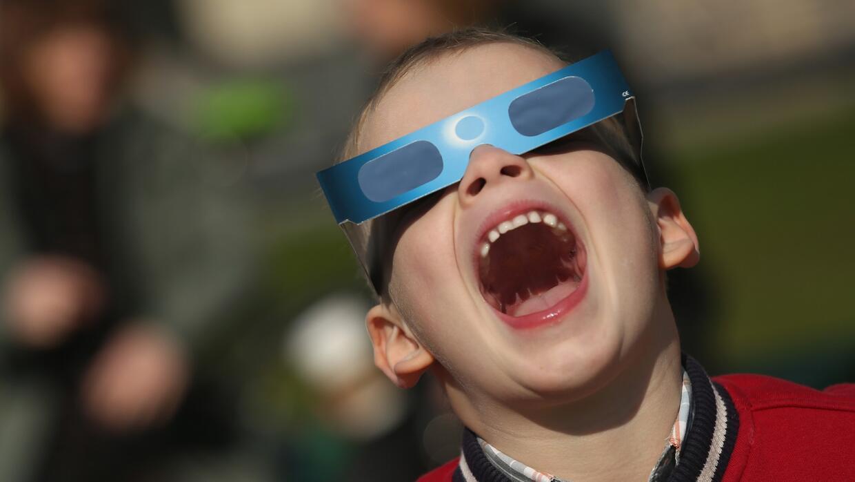 Eclipse solar 2017: ¿Qué tanto se podrá ver el fenómeno en Houston?