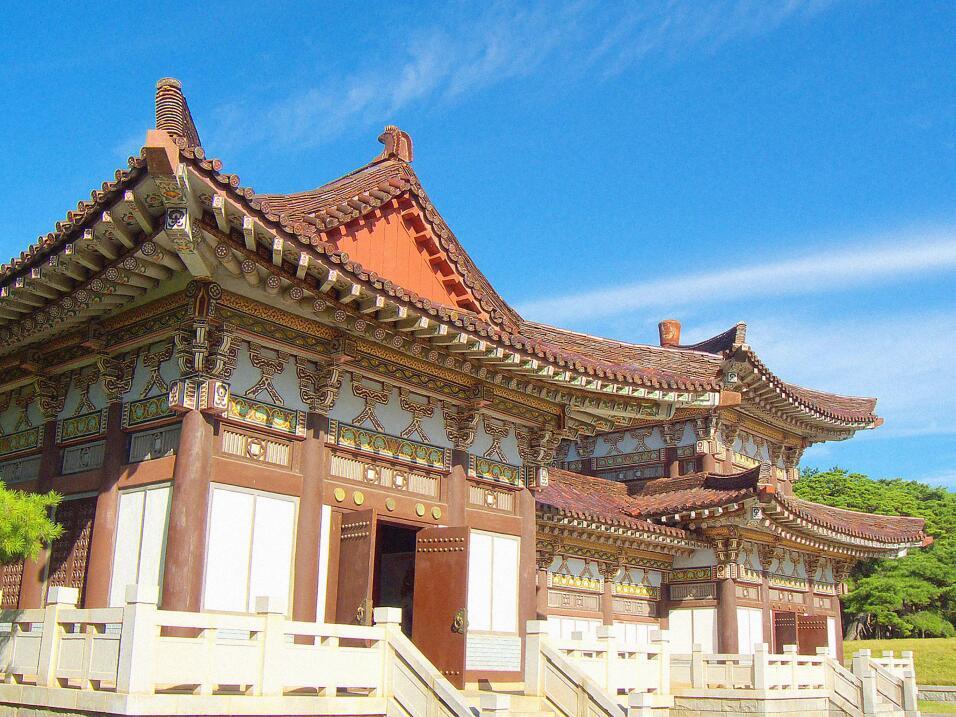Tumba del rey Tang