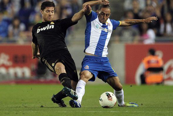 Real Madrid cerró la fecha con su visita al campo del Espanyol.