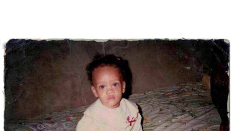 Rihanna bebé