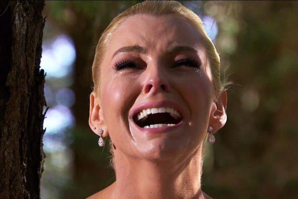Sofía nos partió el alma al verla lllorar cuando supo que no era una Rip...