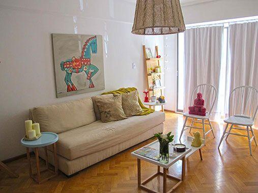 Al decorar tu hogar, ten en cuenta que mezclar distintos estilos está in...