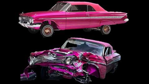 lorider chevrolet impala 1961