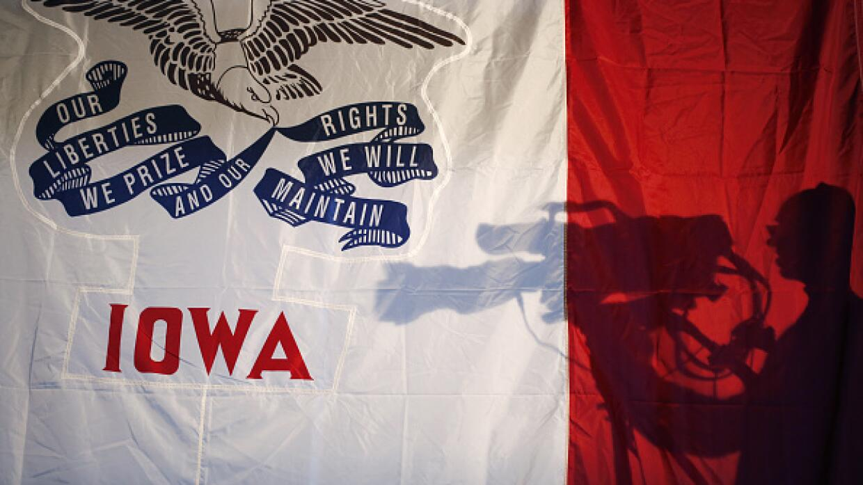 Bandera de Iowa