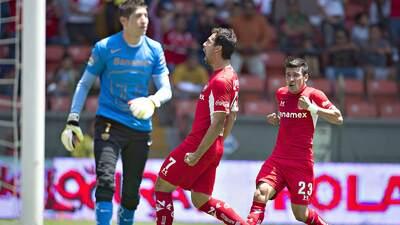 Toluca 2-1 Pumas: Los Diablos derrotaron a los Universitarios con un hom...