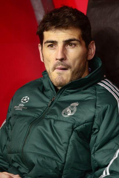 Contrario a lo que se había anunciado, Iker Casillas volvió a comenzar e...