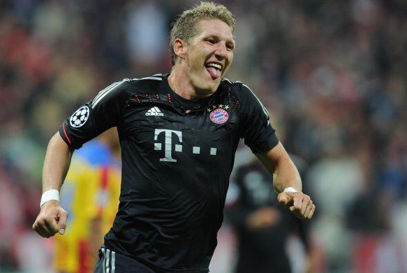 Los alemanes fueron más equipo que los españoles y Bastian Schweinsteige...