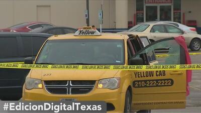 Encuentran un hombre asesinado al interior de un taxi en Windcrest