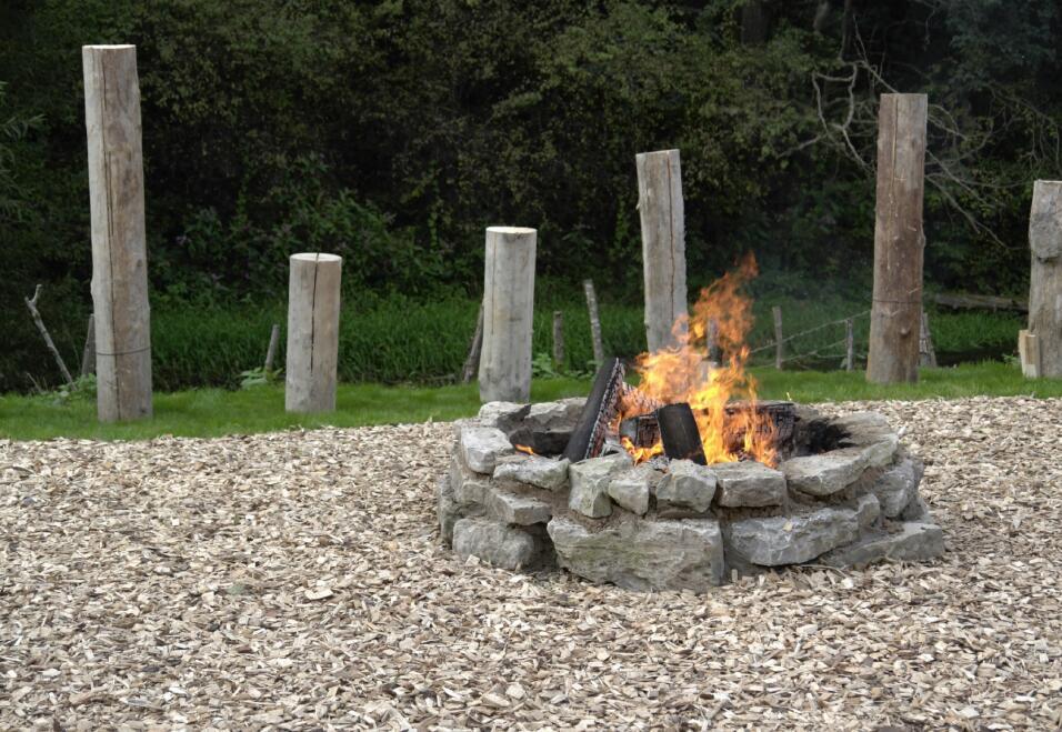 firepit place