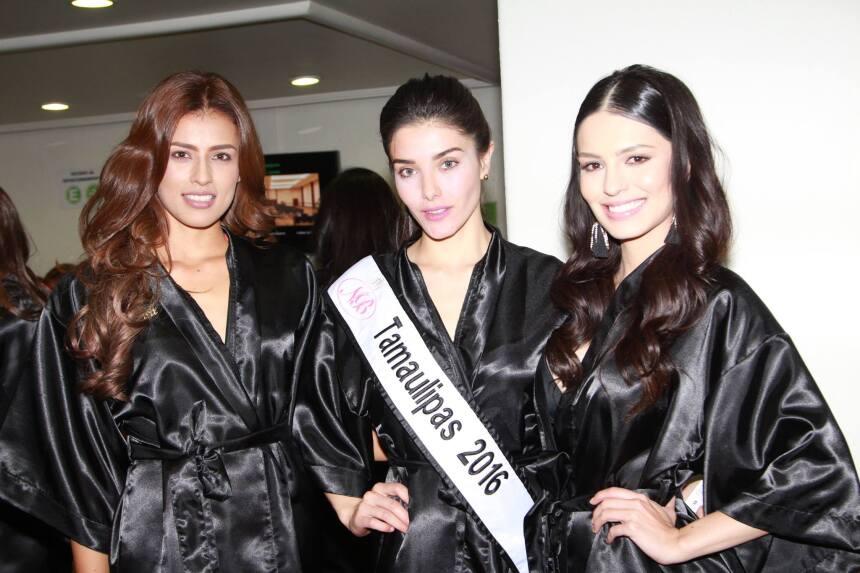 Estas son las mujeres que concursarán en Nuestra Belleza México 2017 168...