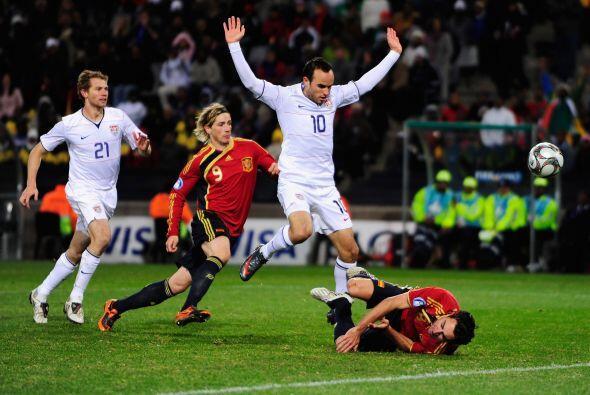 España y Estados Unidos se vuelve a encontrar en un partido con sabor a...