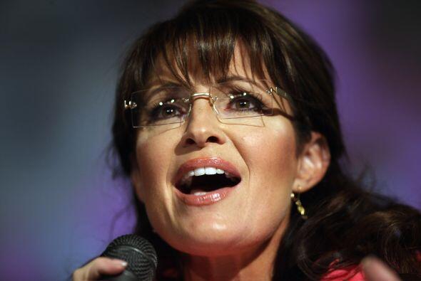 """""""Sarah Palin nos ha costado el control del Senado"""", dijo el representant..."""