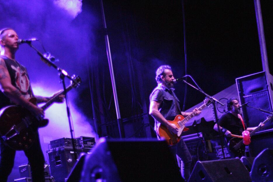 Fobia, Julieta Venegas, Intocable, entre otras bandas hicieron de Ruido...