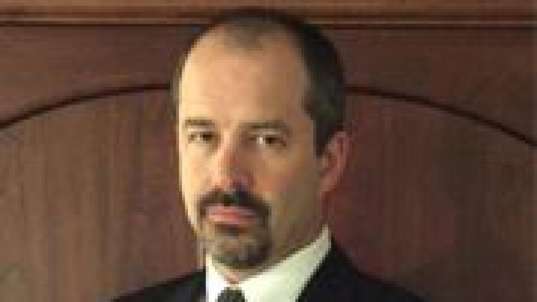 El policía James Lee Tartt, de 44 años.