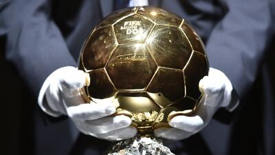 Se dieron a conocer los 23 finalistas que buscarán el Balón de Oro.