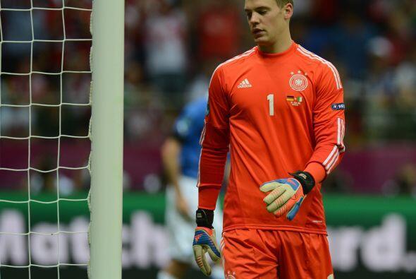 Manuel Neuer del Bayern Munich. El jugador de la 'Mannschaft' ha tenido...
