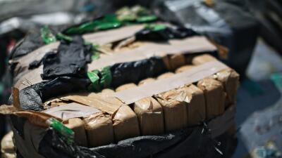 Decomisos de drogas en Arizona valorados en más de un millón de dólares