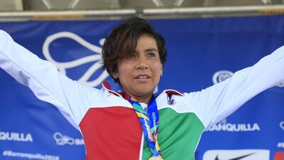 En fotos: así fue como México ganó el último oro del atletismo en Centroamericanos