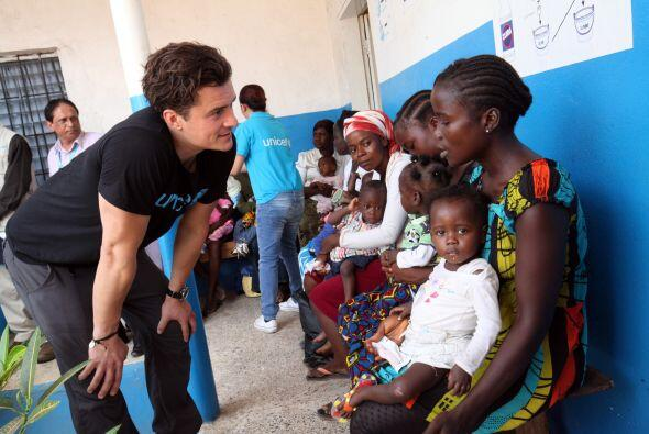 Esta vez Orlando viajó a Liberia y pasó cuatro días recorriendo las zona...