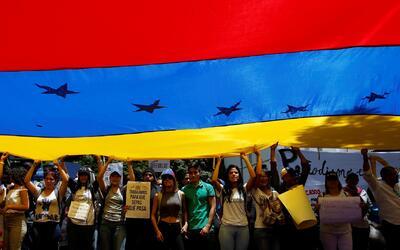 ¿En qué situación migratoria se encuentran los venezolanos con la situac...