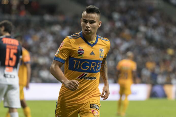 Lucas Zelarayán (Tigres / Argentina) - 8 partidos jugados, 5 como titular.