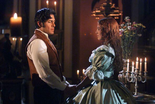 En esta producción de Carla Estrada interpretaron a Matilde y Manuel.