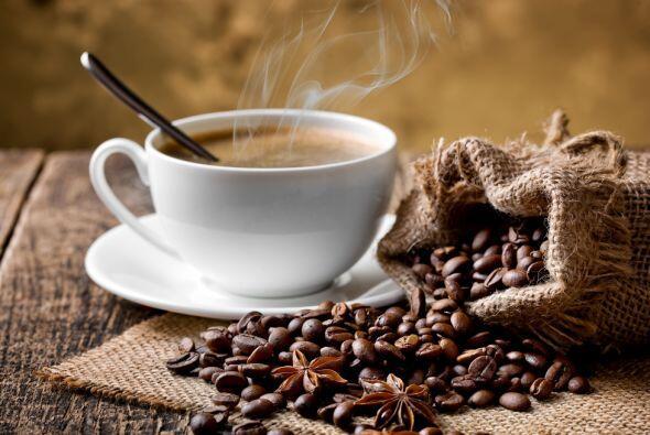 Café. Otro bebida que es parte de tus días: el café, lo que tiene a favo...