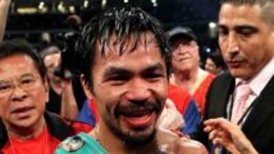 Manny Pacquiao ya tiene fecha para regresar al ring, pero aún no hay rival.